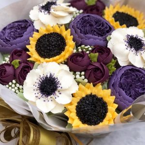Deluxe Cupcake Bouquets