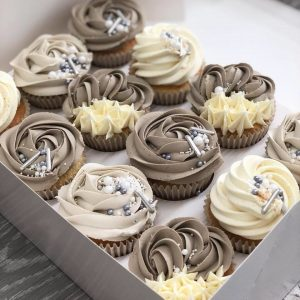 elegance cupcakes, cupcakes, taylor made cakes,