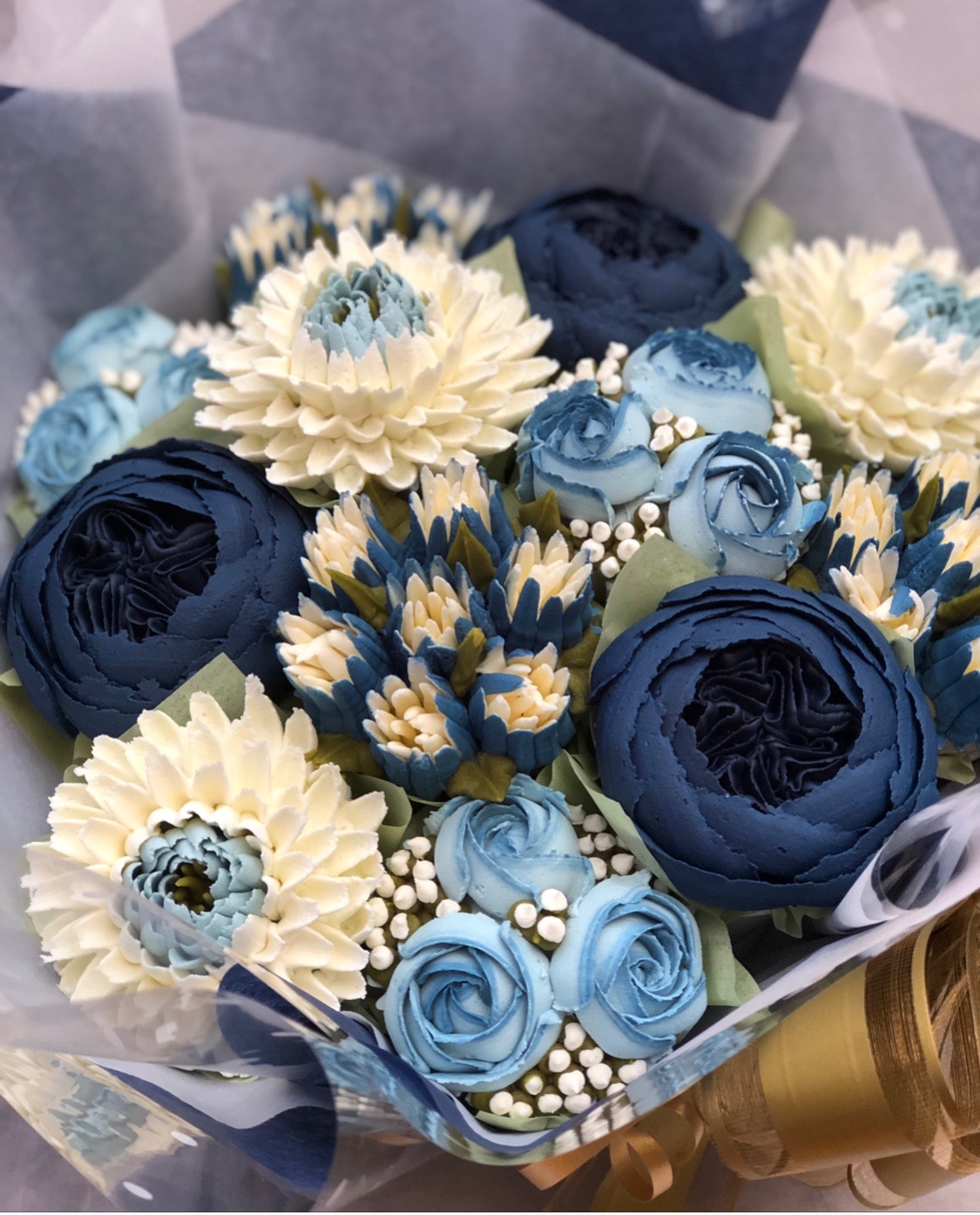 Charlotte Bouquet Taylor Made Cakes Of Tenterden Deluxe Bouquet